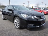 Exterior Color: crystal black pearl, Body: 4dr Car,