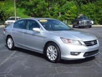 PRICED BELOW MARKET! THIS ACCORD WILL SELL FAST!