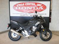 This one only has 800 miles!! American Honda Financing