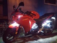 2013 Awesome Honda CBR Treated like a baby! Abs,
