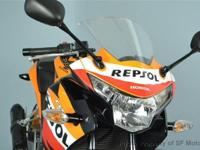 (415) 639-9435 ext.880 The new Honda CBR250R is the