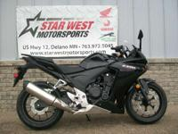 2013 Honda CBR500R ALL NEW CBR 500R!!! SEE THE ALL NEW
