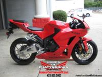 2013 CBR600RR SALE Price at Honda of Chattanooga! (See