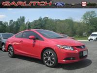 This 2013 Honda Civic Cpe is ready to go with features
