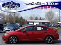 A very clean pre-owned Si Sedan! Awesome shape inside