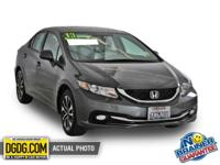 1 Owner Car Fax, SPORT, and Non Smoker. Civic EX-L,
