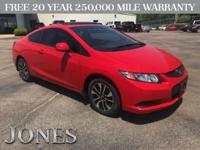 FREE 20 YEAR / 250,000 MILE WARRANTY, MP3, SUNROOF,