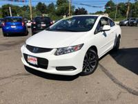 Fast and Easy Credit Approval! The Honda Civic Cpe EX