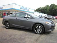 Recent Arrival! Certified. 2013 Honda Civic EX39/28