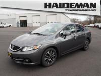 2013 Honda CivicEXCARFAX One-Owner. Clean CARFAX. 28/39