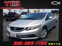 Options:  2013 Honda Civic Ex|**Internet Price** Price