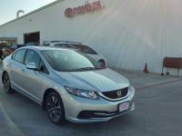 This 2013 Honda Civic Sdn EX is offered to you for sale
