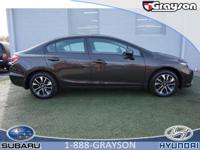 ONLY 36,833 Miles! Sunroof, Bluetooth, CD Player,