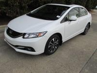 2013 Honda Civic EX-L with Navigation. It has a
