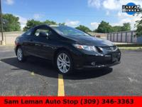 One Owner Clean Carfax, Heated Leather Seats, Rearview