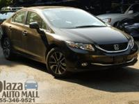 Recent Arrival! Certified. 2013 Honda Civic EX-L