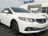 2013 Honda Civic EX-L FWD *One Owner*,