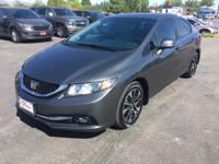 Check out this gently-used 2013 Honda Civic Sdn we