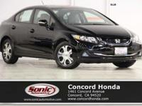 Boasts 44 Highway MPG and 44 City MPG! This Honda Civic