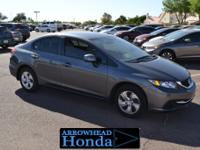 Gray w/Cloth Seat Trim. Are you READY for a Honda !
