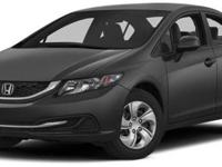 2013 Honda Civic LX For Sale.Features:Front Wheel