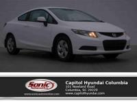Get the car you want with this 2013 Honda Civic LX