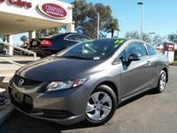 Options:  2013 Honda Civic Lx|20416 Miles|Wireless Data
