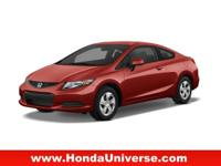 Rallye Red exterior and Gray interior. FUEL EFFICIENT