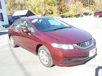 Outstanding design defines the 2013 Honda Civic! This
