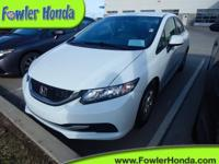 Honda Certified Pre-Owned means you not only get the