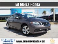 Looking for a clean, well-cared for 2013 Honda Civic