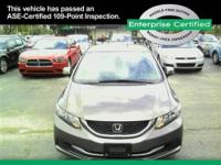 2013 Honda Civic Sdn 4dr Auto LX Our Location is: