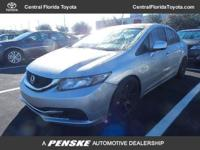 2013 Honda Civic Sdn Sedan 4dr Auto EX Sedan Our