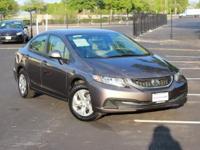 2013 Honda Civic Sdn Sedan LX Our Location is: