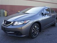 POPULAR AND RELIABLE HONDA CIVIC EX COMES WITH A 30