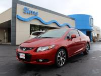 Only 8.5% Sales Tax!!! Clean CARFAX. Red 31/22