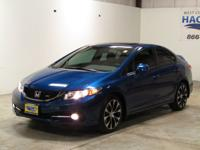 *KEY FACTORY FEATURES: *1 OWNER* CIVIC SI SEDAN WITH