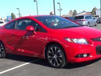 Civic Si, 2D Coupe, 2.4L I4 DOHC 16V i-VTEC,