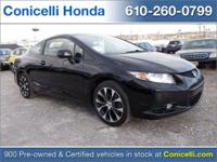 This one owner, certified, 2013 Honda Civic Si has