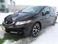 2013 HONDA CIVIC SI WITH ONLY 57,000