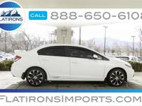 Flatirons Imports is offering this 2013 Honda Civic Si,
