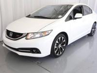Civic Si, 4D Sedan, and Cloth. Spins like a top. Gets