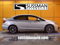 Options:  2013 Honda Civic Si|Marty Sussman Honda Has A