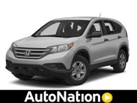 2013 Honda CR-V Our Location is: AutoNation Honda