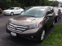Look at this 2013 Honda CR-V EX. This CR-V includes the