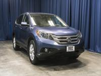 Clean Carfax Two Owner AWD SUV with Backup Camera!