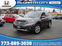 PREMIUM & KEY FEATURES ON THIS 2013 Honda CR-V include,
