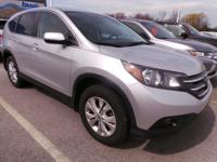 Check out this 2013 Honda CR-V EX. Its Automatic