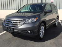 Welcome to Hertrich Frederick Ford This Honda CR-V EX