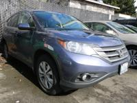 2013 Honda CR-V EX CARFAX One-Owner. 31/23 Highway/City